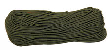 Real 550 Parachute Cord MIL-C-5040 TYPE III 50ft - Camo Green