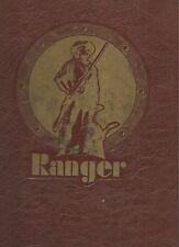 ☆* USS RANGER CVA-61 WESTPAC DEPLOYMENT CRUISE BOOK YEAR LOG 1974 - NAVY *☆