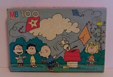 Snoopy Charlie Puzzle Fly Kite Linus Lucy Sally Woodstock Peanuts Doghouse