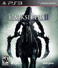 Darksiders 2 II Ps3 Castellano (Leer Descripción)