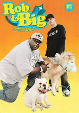 Rob and Big The Complete Seasons 1  2 Uncensored  new DVD 2008 4-Disc Set