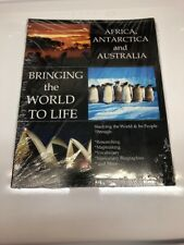 Bringing The World To Life, Africa, Antarctica, & Australia By Michelle Zoppa