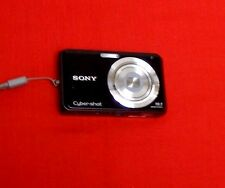 Sony Cybershot DSC-W180 10.1MP ,3x SteadyShot Stabilized Zoom Digital Camera, VG
