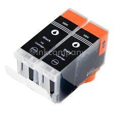2x Druckerpatrone PGI 5 für PIXMA IP3300 IP3500 IP4200X MX850 IP4300 IP4500X