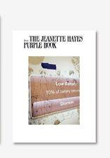 PURPLE Fashion Magazine FIVE THE Jeanette Hayes PURPLE BOOK NEW