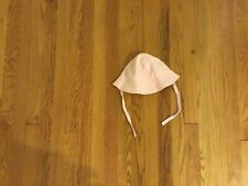 Hanna Andersson Pink Sun Hat Size Small