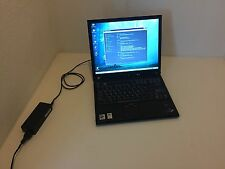 IBM T43 Notebook and AC Adapter