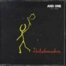 And One Deutschmaschine (1995) [Maxi-CD]