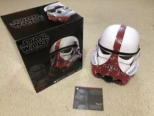 Star Wars Black Series Mandalorian Incinerator Trooper Helmet