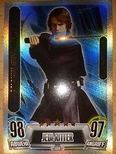 Force Attax Star Wars Movie 2 limitierte Auflage LE4 Anakin Skywalke Sammelkarte