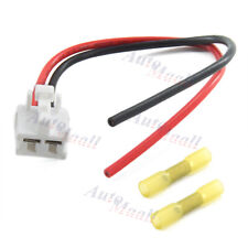 Connector Plug Harness Pigtail For Toyota Blower Motor 87103-04044 87103-04043