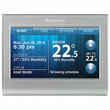 Honeywell Wi-Fi Smart Thermostat Custom Color Display - RTH9580 - Factory Sealed