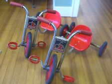 Vintage Silver Rider Angeles Tricycle (We have (2) Selling Seperately)