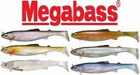 """Megabass Magslowl Soft Body Swimbait 7"""" (18 Cm) 1 1/4 Oz  Japanese Fishing Lure"""