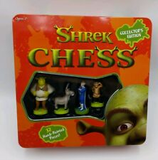 Original Disney Shrek Chess hand painted pieces - **NO GAME BOARD or INSTR. **