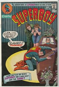 Superboy #169 - DC Comics Silver Age 1970