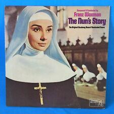 The Nun's Story Soundtrack By Waxman LP