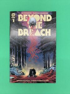 Beyond the Breach #1 1:15 Shalvey Variant Aftershock 2021