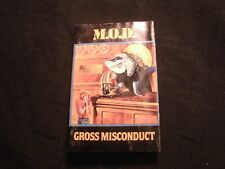 M.O.D. - Gross Misconduct - 1989 Cassette / VG+/ Anthrax / Hard Rock Metal