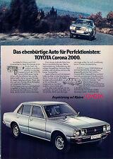 Toyota-corona - 2000-1977 - publicidad-publicidad-vintage Print ad-vintage aragonesa