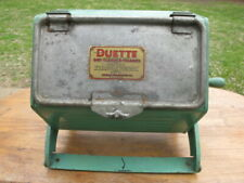 Rare 1930's Rusko Duette Home Dry Cleaning Machine