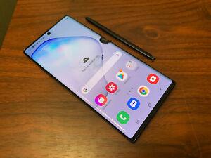 Samsung Galaxy Note10+ 5G SM-N976V - 256GB - Aura Black (Verizon) READ DESCRIPT