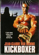 KICKBOXER - VAN DAMME - NEW & SEALED DVD - FREE LOCAL POST