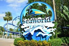 SEAWORLD ORLANDO TICKETS $65 ADMISSION  A PROMO DISCOUNT SAVINGS TOOL