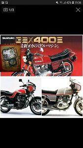 SUZUKI GSX400 JUEGO JUNTAS ATHENA P400510600400