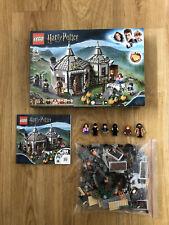 Lego Harry Potter Hagrid's Hut: Buckbeak's Rescue (75947) 100% Complete