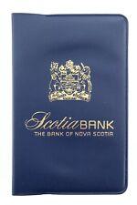 1963 Scotia Bank Of Nova Scotia Blue Bank Book Canada M495