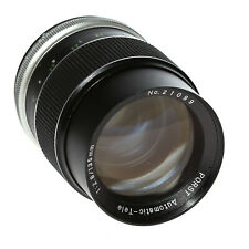 Porst Automatic Tele 135mm 1:2,8 Telephoto Lens M42 By Dealer