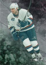1998-99 Be A Player #294 Peter Zezel Vancouver Canucks (2018-0706)
