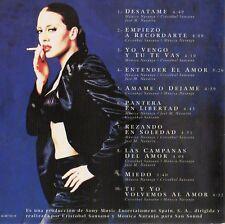 "MONICA NARANJO ""PALABRA DE MUJER"" RARE SPANISH EARLY PRESSING CD"
