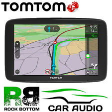 "TomTom VIA 62 WEU 6"" Bluetooth Car Van GPS Handsfree Calling Sat Nav Maps"