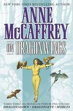 Pern on Dragons: On Dragonwings by Anne McCaffrey (2003, Paperback)