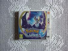 Pokémon Lune ( Moon ) - Nintendo 3DS - NEUF - Version française (PAS de PAYPAL)