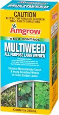 Amgrow 250ml Multiweed All Purpose Lawn Weeder