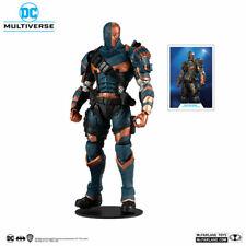"McFarlane Toys ""DC Comics"" DC Multiverse 7 inch figure  # 028 Deathstroke PSL"