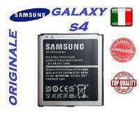 BATTERIA ORIGINALE PER SAMSUNG GALAXY S4 SIV I9500 I9505  2600mAh