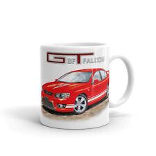 Ford BF GT Falcon Quality 11oz Mug ( 8 Car Colours )