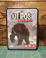 IDW Games Outpost: Siberia Card Game