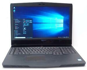 "Dell Alienware 17 R4 Core i7-7700HQ 2.8GHz 16GB 1TB GeForce GTX 1070 17.3"" W10H"