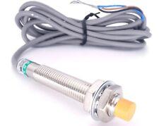 32mm Long M8 NPN NO Inductive Proximity Sensor Switch 6-36 Vdc 2mm Z/BX Barrel