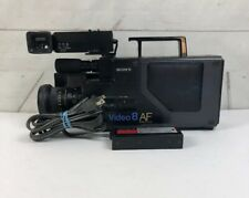 SONY CCD-V8AF 8mm Video Camera Tested And Working