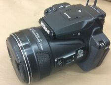 Nikon COOLPIX P900 Digital Camera - Black with case