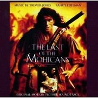 THE LAST OF THE MOHICANS (ORIGINAL SOUNDTRACK) CD NEW!