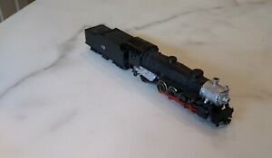 Rivarossi N gauge USRA 2-8-2 steam locomotive