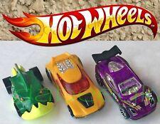 Hot Wheels - Piranha Terror - Chicane - Synkro - Plastic & Die-Cast