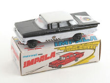 Maxwell Toys (India) No.559 Maxwell Mini Highway Patrol Impala 1970s * MIB *